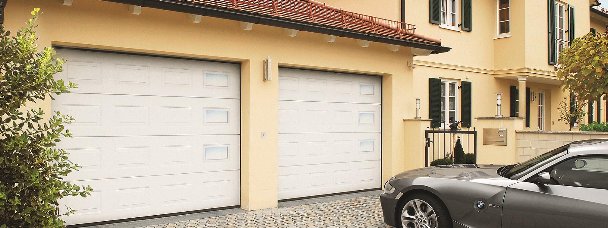 Portes de garage queyras serrurier caen for Garage a caen
